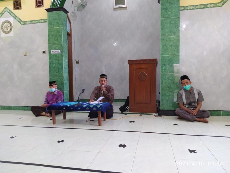 Pengajian dalam Rangka Bulan Suci Ramadhan